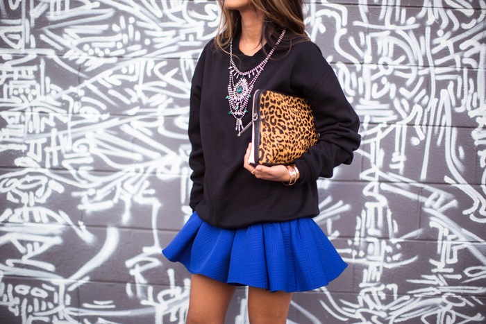 songofstyle_pleatedskirtandsweatshirt