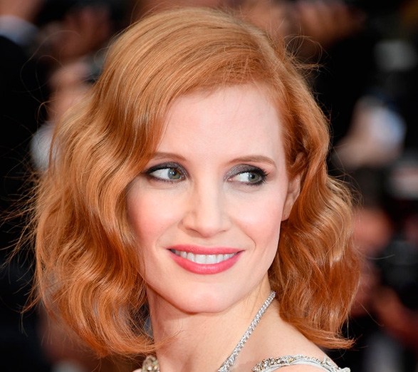 Money-Monster-premiere-Jessica-Chastain-tried-wavy-hair
