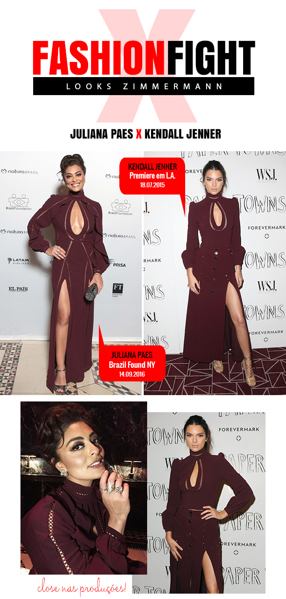 Fashion Fight  Juliana Paes x Kendall Jenner   Garotas Estúpidas    Bloglovin  87c37d2213