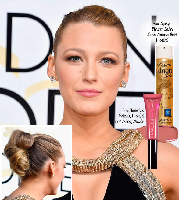 blake-lively-makeup-hair-golden-globes-2017-1