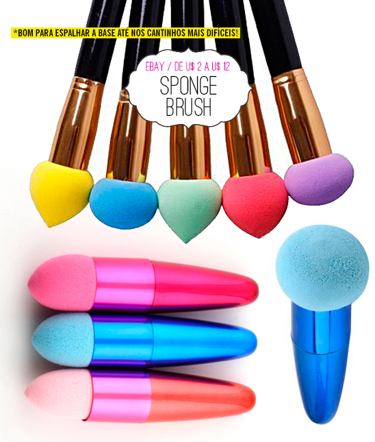 SPONGE-BRUSH-PINCEL-ESPONJA