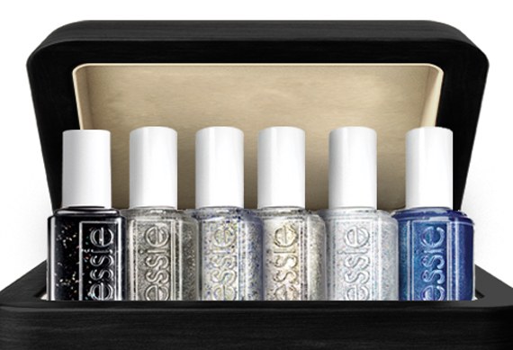 Essie+Encrusted+Treasures+Collection