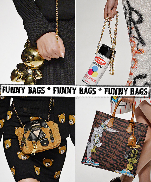 moschino-BAGS