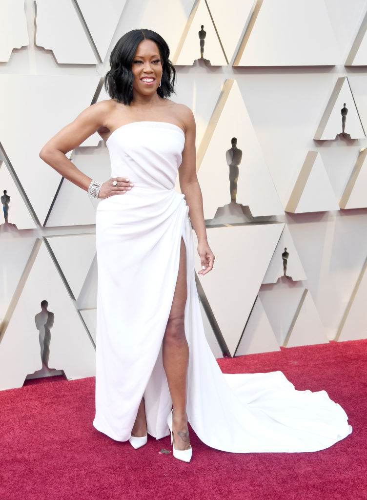 HOLLYWOOD, CALIFORNIA - FEBRUARY 24: Regina King attends the 91st Annual Academy Awards at Hollywood and Highland on February 24, 2019 in Hollywood, California. (Photo by Frazer Harrison/Getty Images)